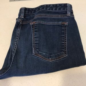 Banana Republic, straight leg jeans, 31x28
